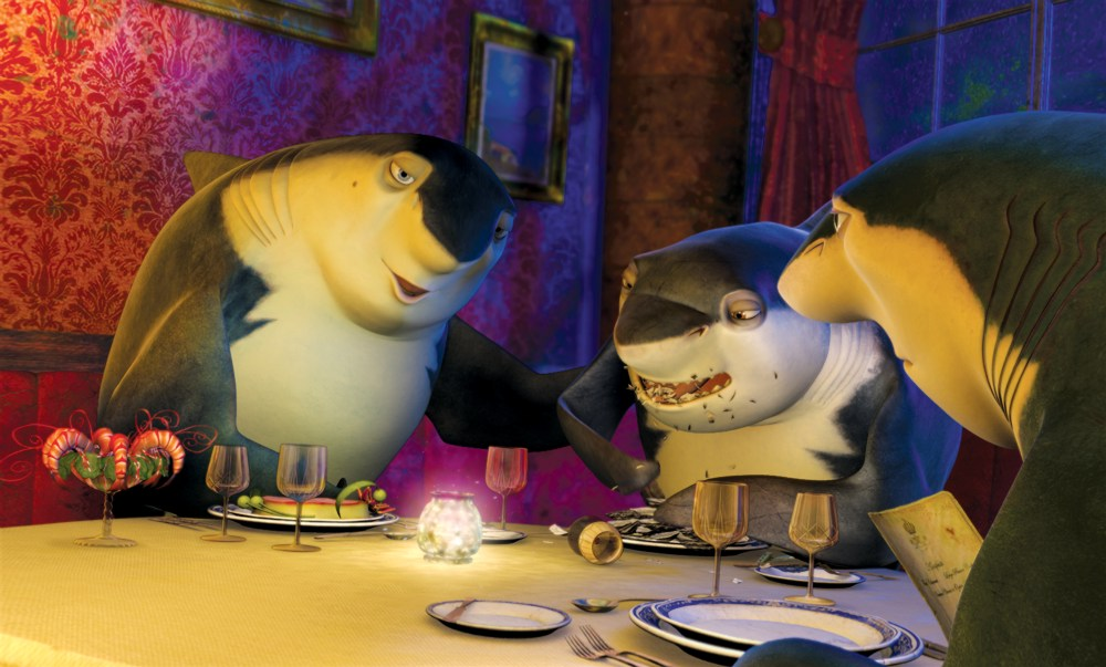 Don Lino Shark Tale animatedfilmreviews.filminspector.com