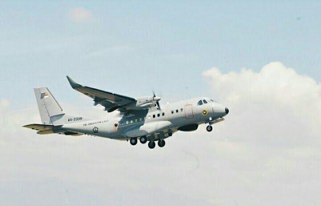 Bikin Hujan Buatan, Thailand Pakai Pesawat Militer Buatan PT. DI