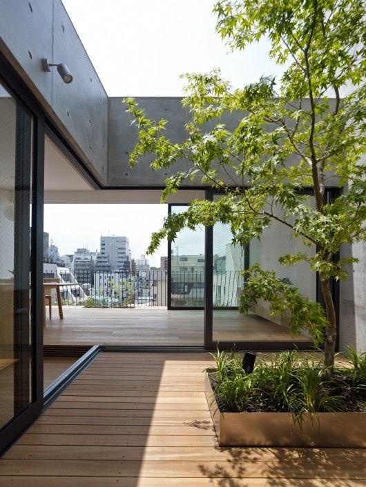 Hermosos dise os de jardines interiores jard n y terrazas - Diseno de jardines interiores ...