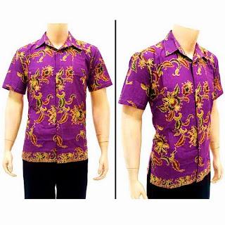 Hem Batik Pria Kemeja Batik Solo Grosir Batik Solo Klewer