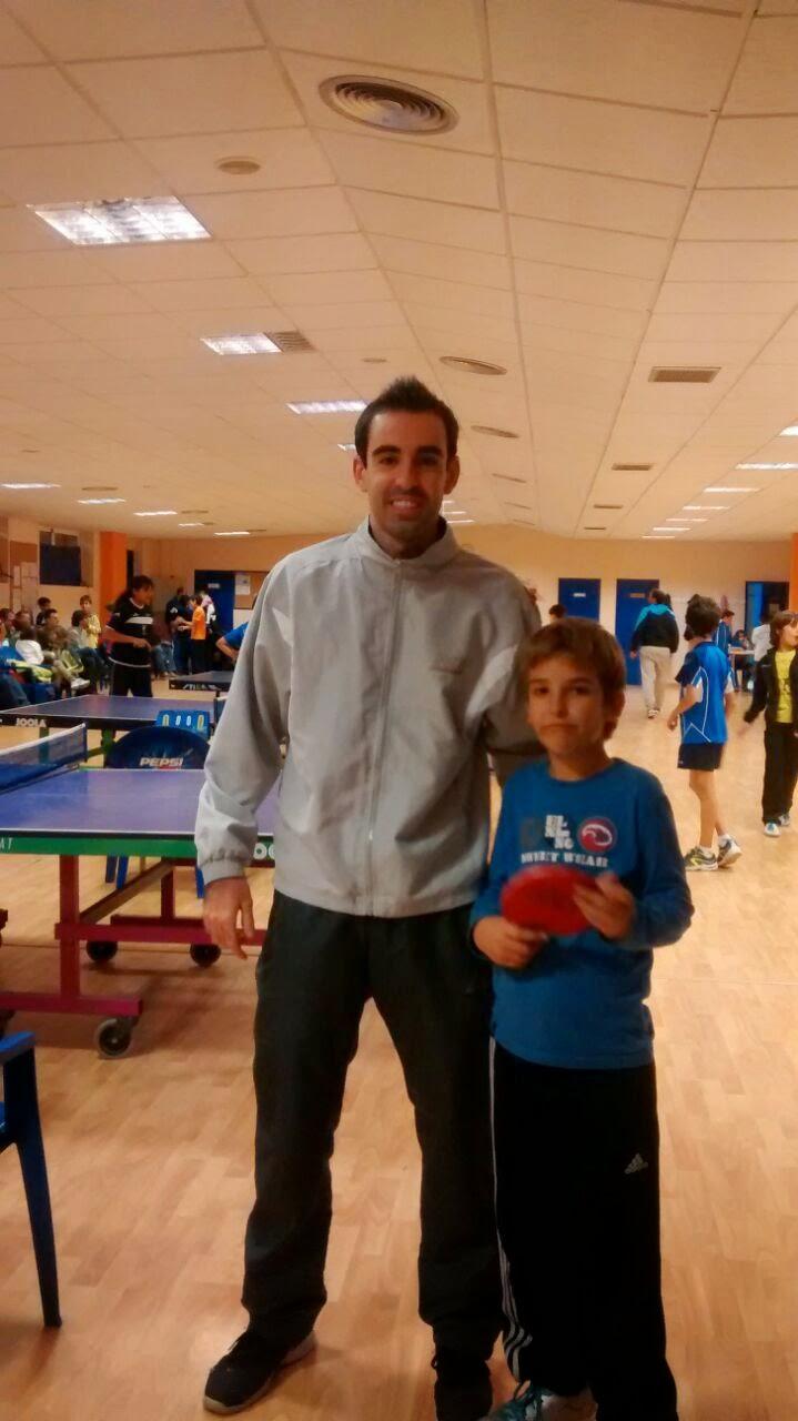 Deporte diversi n y disfrute torneo tenis de mesa juegos escolares - Torneo tenis de mesa ...