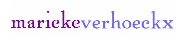 Lieve Beer: Experimentele alfabetkunsten van Marieke