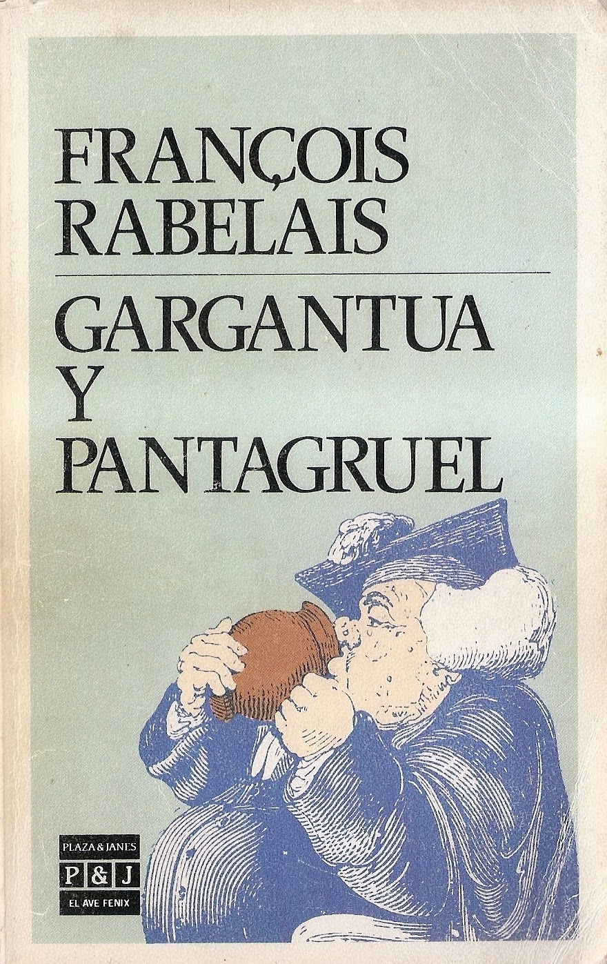 an analysis of gargantua and pantagruel by francois rabelais Bakhtin does not even analyze in any detail the only place in rabelais's work   rabelais's first invention told the story of gargantua's son pantagruel and his  boon  the prologue of the author m françois rabelais to the fourth book.