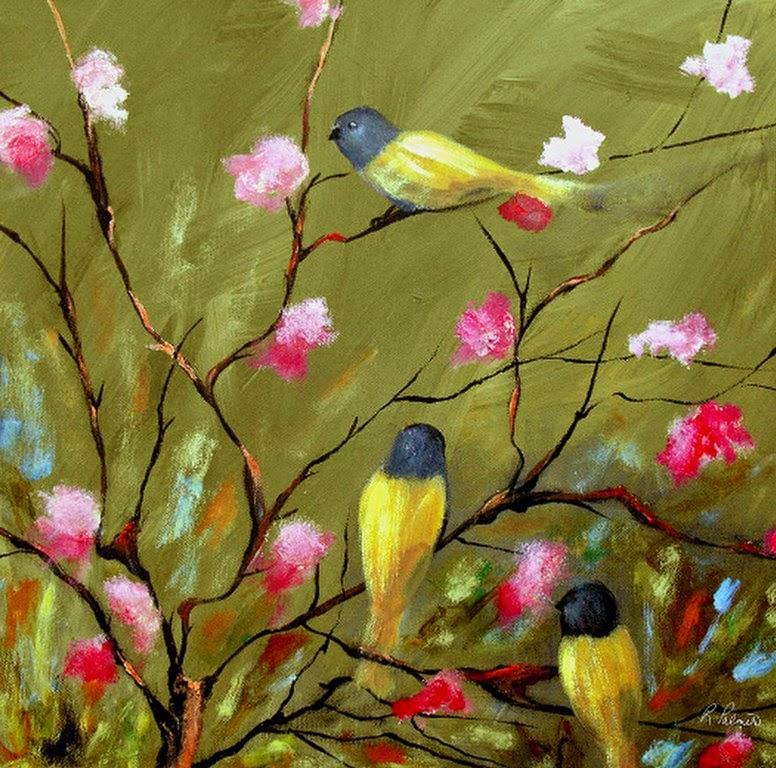 cuadros-de-flores-faciles-de-pintar