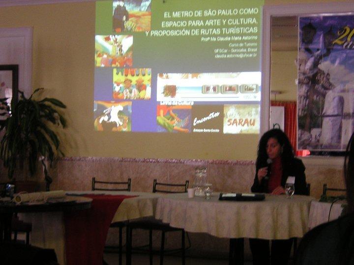 Dra.CLAUDIA ASTORINO BRASIL. 2010
