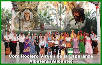 Sección Coro Rociero Pincha en la foto