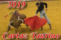 Cartaz Taurino 2019