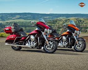 Motor Touring Harley Davidson_4