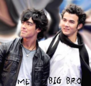 me n big bro