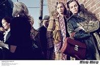 MIU MIU FW2015 Ad Campaign
