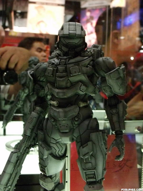 Master Chief Halo 4 Prototyp