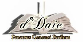 Logo rasmi syarikat Danau Ilmu Daie (d'Daie)