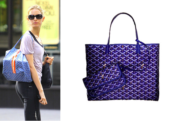 Breakfast with Kate Moss*: On My Wish List: Monogrammed Goyard