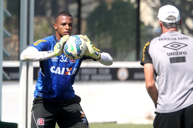 Afundado na lanterna, Vasco terá difícil missão contra o Inter no Beira-Rio (foto: Paulo Fernandes/Vasco)