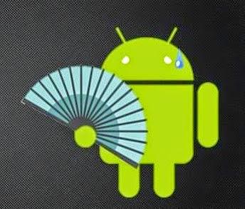 6 Sebab Android anda Cepat Panas