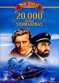 20.000 Léguas Submarinas Dublado
