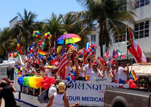 Miami Beach Gay Pride