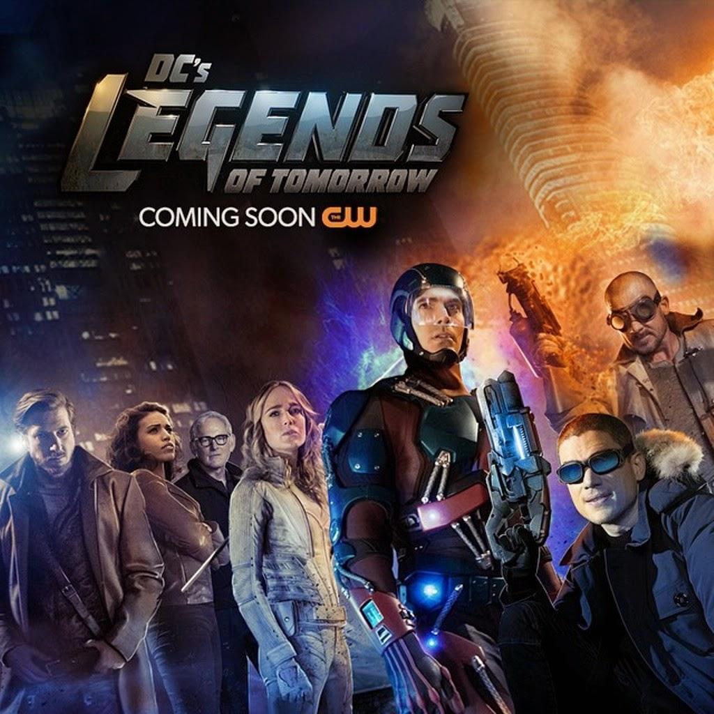 Lucifer Season 4 Cw: DC's Legends Of Tomorrow (2016): Trailer Review