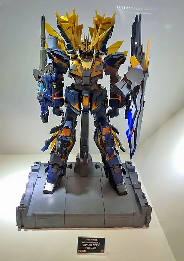 Gundam News: Perfect Grade Gundam Unicorn Unit 02 ...