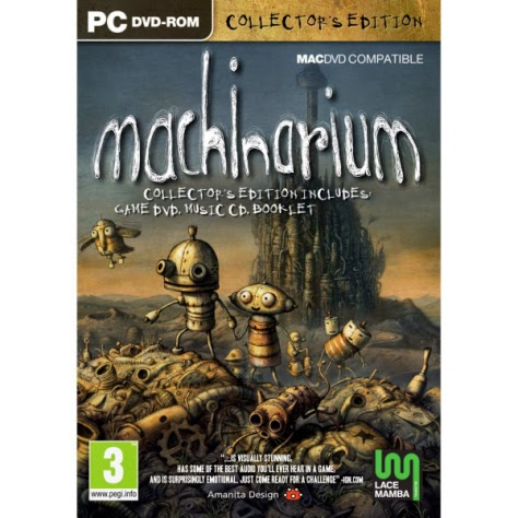 Machinarium Collectors Edition - PC