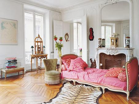 Furniture shopping di Paris