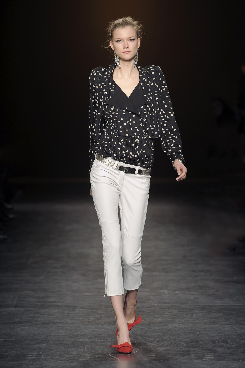 Isabel Marant Fall/Winter 2010 ready-to-wear collection