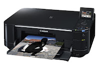 Resetter Canon MP 237
