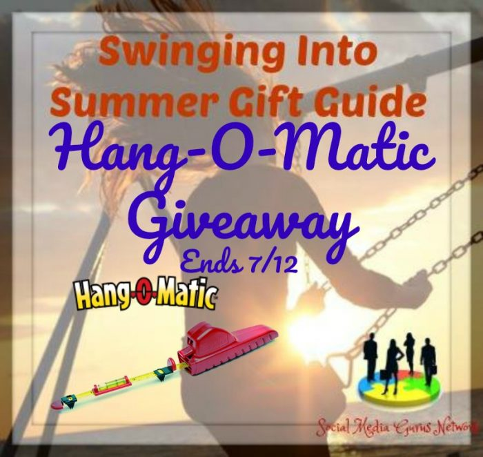 Hang-o-Matic Giveaway