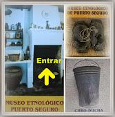 Museo Etnológico de Puerto Seguro ( Salamanca )