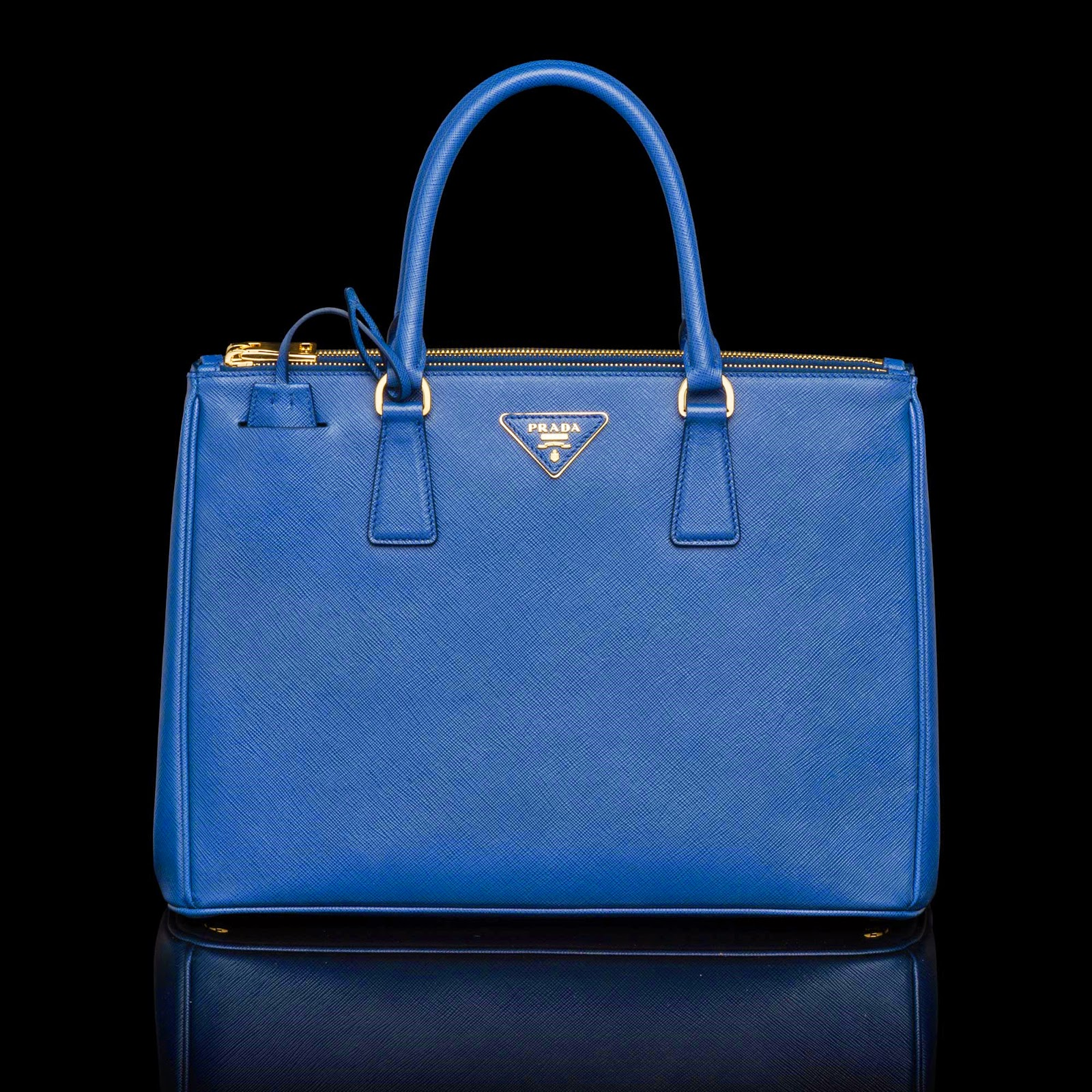 prada blue b1407m
