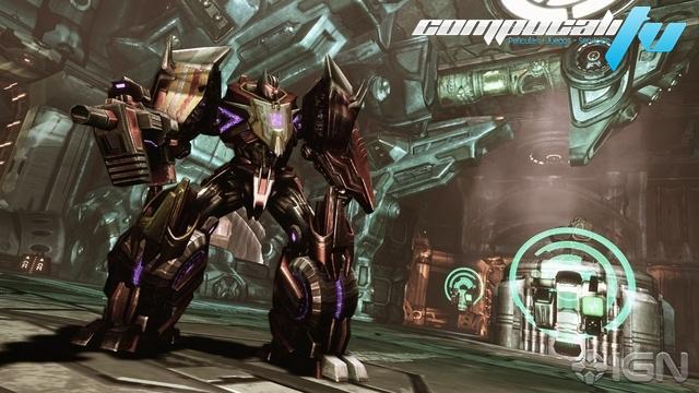 Transformers 3 La Guerra por Cybertron PC Full Español Descargar