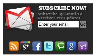 subscribe abonnement newsletter gmail