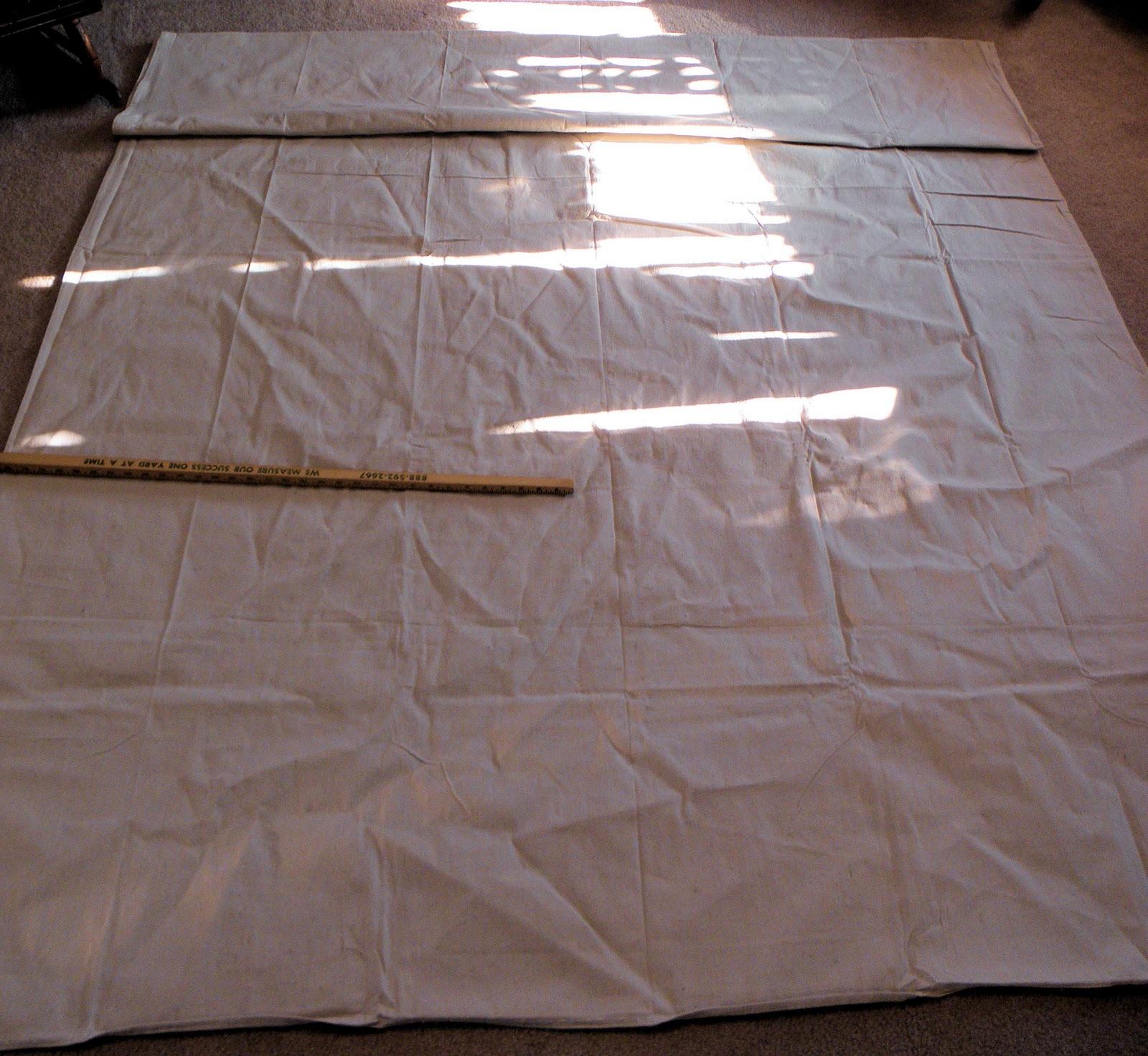 Drop Cloth Curtains Tutorial Shabby Love Drop Cloth Shower Curtain Tutorial