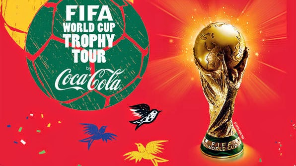 Coca Cola sponsor Olympic Games, Coca Cola sponsor World Cup, Coca Cola support physical activity