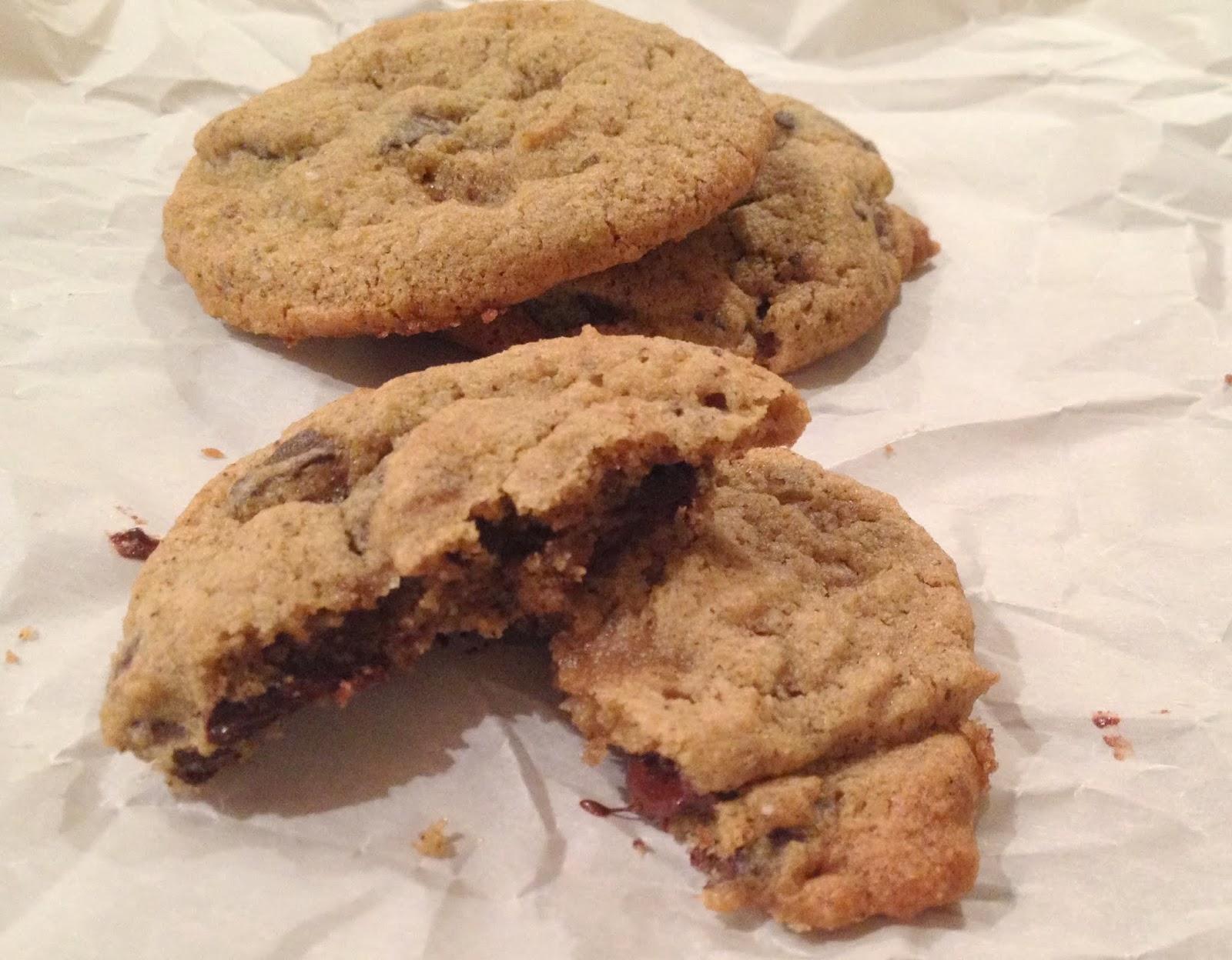 Fresh Mama Fitness and Health: Buckwheat Chocolate Chip ...