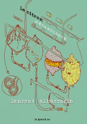 Laurent ALBARRACIN, Le Citron métabolique, éditions Le grand os