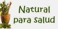 Natural para Salud