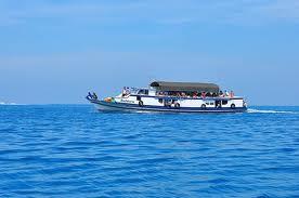 Transportasi ke Pulau Tidung