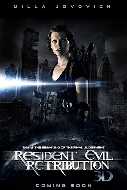 ตัวอย่างหนัง ซับไทย Resident Evil: Retribution (ผีชีวะ 5)