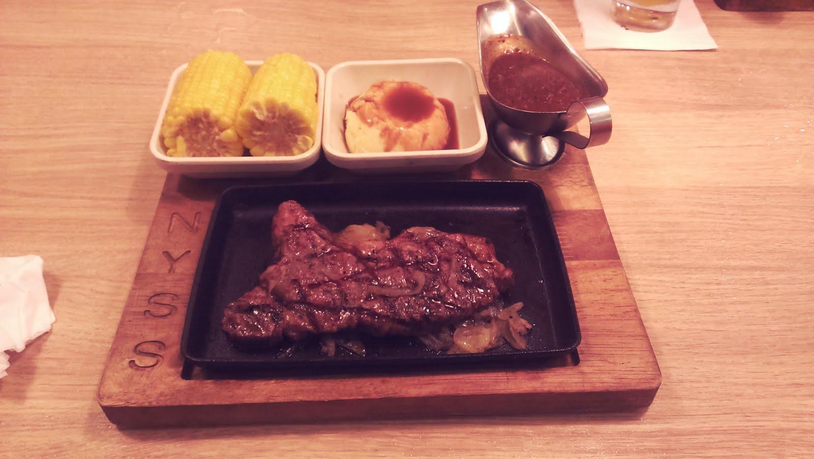 NY Steak Shack - Sunway Pyramid, Petaling Jaya, Selangor