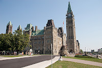 Parliament Hill Ottawa Peace Tower