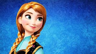 Gambar Anna Frozen
