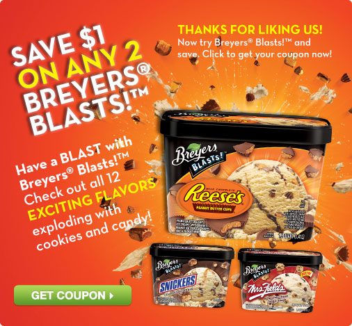 graphic regarding Breyers Ice Cream Coupons Printable named Breyers ice product coupon canada 2018 : Specials inside las vegas