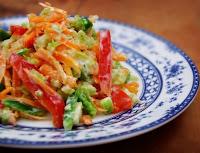 Salada Colorida (vegana)
