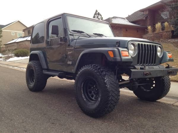 for sale 2003 jeep wrangler for sale in denver lifted jeep for sale. Cars Review. Best American Auto & Cars Review