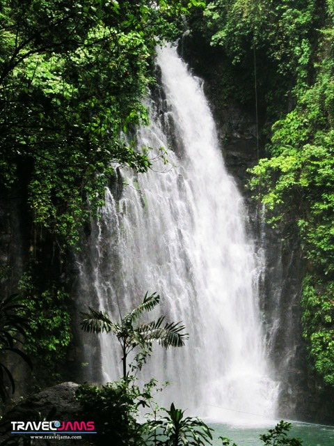 tinago falls, iligan city | traveljams