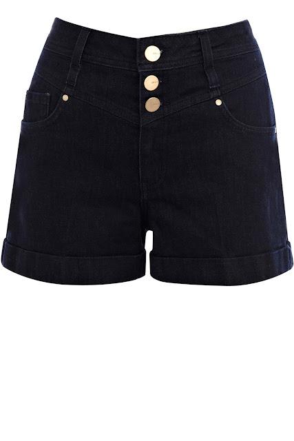 50s pin up shorts