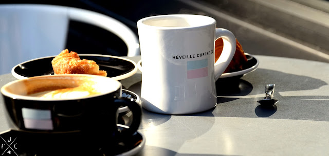 Réveille Coffee Co., Columbus Avenue, San Francisco, USA