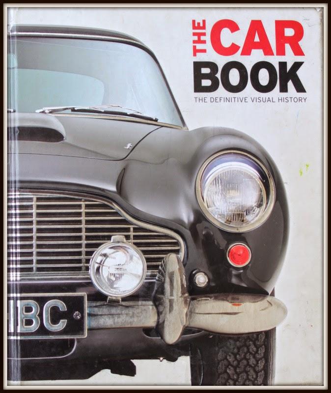 Books Mama !!!: THE CAR BOOK : The Definitive Visual History