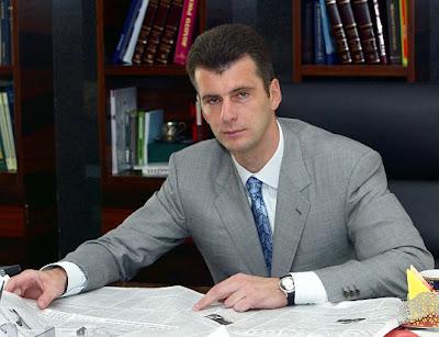 Mikhail Dmitrievitch Prokhorov